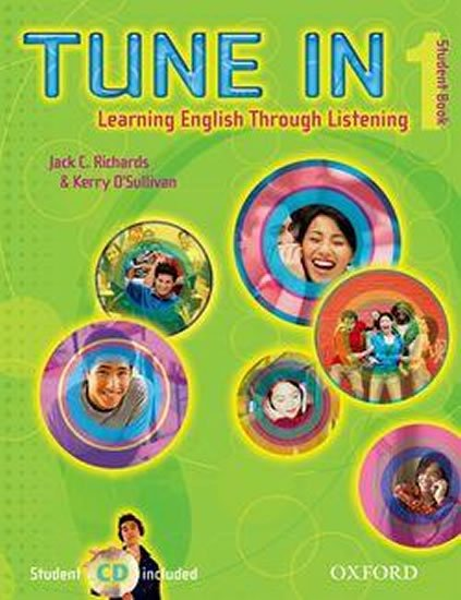 Tune in 1 Student´s Book + Student CD Pack - Jack C. Richards