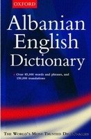 OXFORD ALBANIAN - ENGLISH DICTIONARY