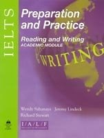 Ielts Preparation and Practice Reading and Writing - Academic Module - SAHANAYA, W.