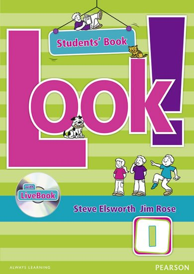 Look! 1 Students´ Pack - Students' Pack - Steve Elsworth