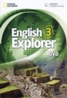 ENGLISH EXPLORER 3 VIDEO DVD