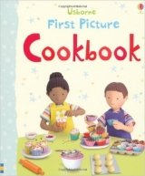 First Picture Cookbook (Usborne First Picture Books)