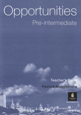 Opportunities Pre-Intermediate - Teachers Book