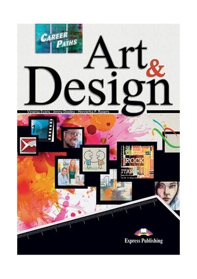 Career Paths: Art and Design Student´s Book with Digibook App