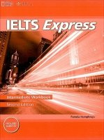 Ielts Express Second Edition Intermediate Workbook + Workbook Audio CD