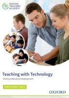 Oxford Teachers' Academy Teaching with Technology - Participant Code Card