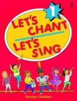 Let's Chant, Let's Sing 1 Student's Book - GRAHAM, C.