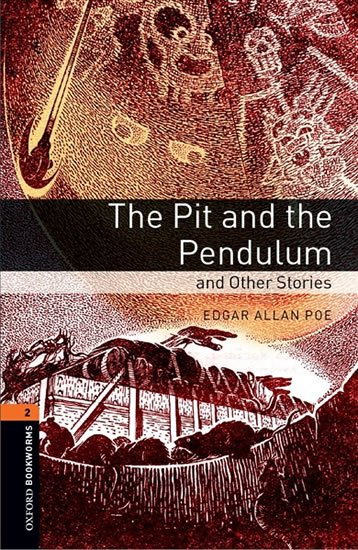 Oxford Bookworms Library 2 Pit, Pendulum and Other Stories with Audio Mp3 Pack (New Edition)