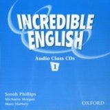 INCREDIBLE ENGLISH 1 CLASS AUDIO CDs /2/