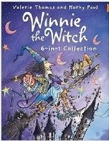 Winnie the Witch (6-in-1 Collection) - PAUL, K.;THOMAS, V.