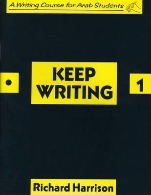 Keep Writing - A Writing Course for Arab Students