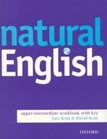Natural English Upper Intermediate Workbook Without Key - GAIRNS, R.;REDMAN, S.