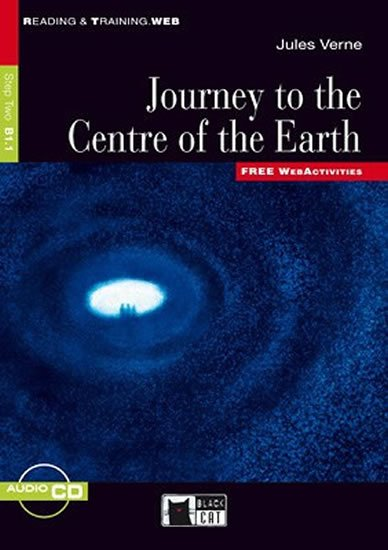 Journey to the Centre of the Earth + CD - neuveden