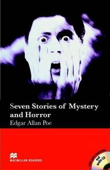 Macmillan Readers Elementary: 7 Stories of Mystery & H. T. Pk with CD - Edgar Allan Poe