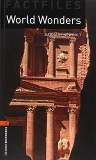 OXFORD BOOKWORMS FACTFILES New Edition 2 WORLD WONDERS AUDIO CD PACK