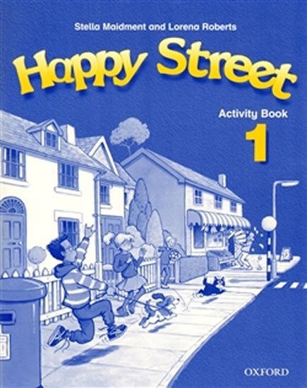 Happy Street 1 Activity Book - Lorena Roberts