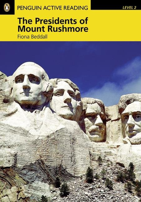 Penguin Active Reading 2 Presidents of Mount Rushmore & Multi-Rom Pack