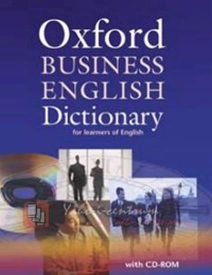 Oxford Business English Dictionary for Learners of English + CD-ROM - D. Parkinson