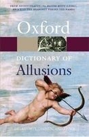OXFORD DICTIONARY OF ALLUSIONS 2nd Edition (Oxford Paperback Reference)