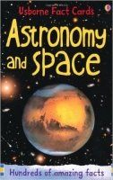 Astronomy and Space Fact Cards - Clarke, P.