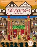 Shakespeare Sticker Book