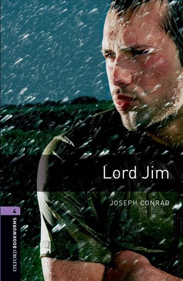 Oxford Bookworms Library 4 Lord Jim with Audio Mp3 Pack (New Edition) - Joseph Conrad
