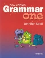GRAMMAR ONE New Edition STUDENT´S BOOK