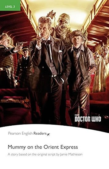PER   Level 3: Doctor Who: Mummy on the Orient Express Bk/MP3 Pack