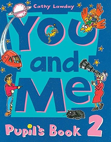 You and Me 2 Pupil´s Book