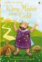 Usborne First Reading Level 1: King Midas and the Gold - FRITH, A.