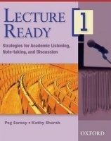 Lecture Ready 1 Student's Book - SAROSY, P.;SHERAK, K.