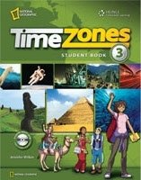 TIME ZONES 3 STUDENT´S BOOK + MULTIROM PACK