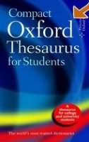 Compact Oxford Thesaurus for Students - HAWKER, S.;WAITE, M.