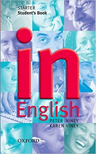 IN ENGLISH STARTER STUDENT´S BOOK