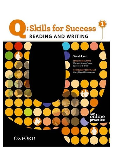 Q Skills for Success 1 Reading & Writing Student´s Book with Online Practice