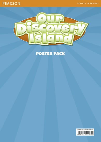 Our Discovery Island Poster Pack