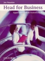Head for Business Upper Intermediate Student's Book - NAUNTON, J.