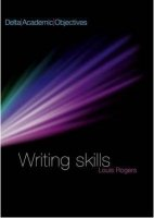 DELTA ACADEMIC OBJECTIVES: WRITING SKILLS STUDENT´S BOOK