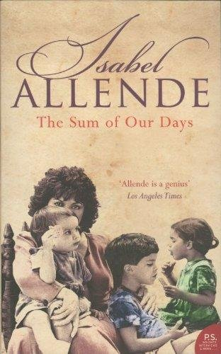 Sum of Our Days - ALLENDE, I.