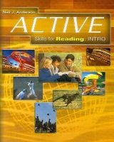 Active Skills for Reading Second Edition Intro Student´s Book - ANDERSON, N. J.
