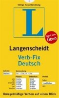 VERB-FIX DEUTSCH