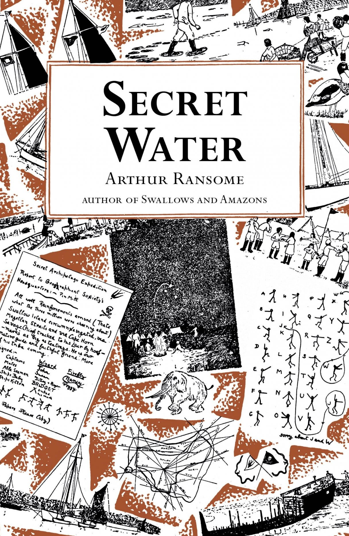 Secret Water - RANSOME, A.