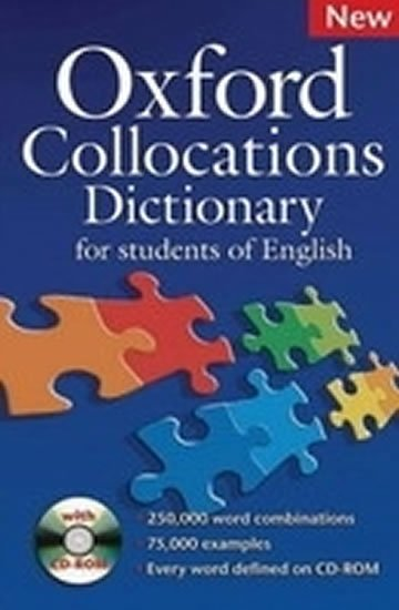 Oxford Collocations Dictionary for Students of English  (New Edition) - neuveden