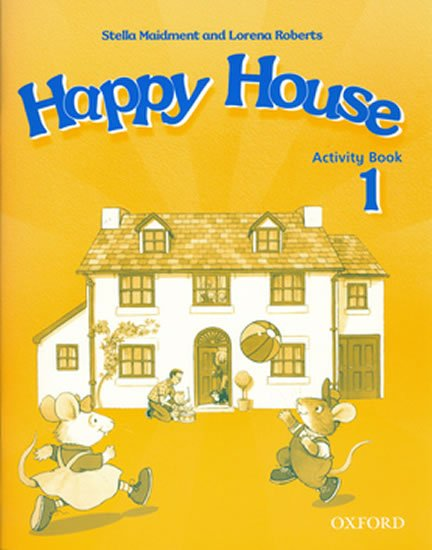 Happy House 1 Activity Book - Paul A. Davies;Tim Falla