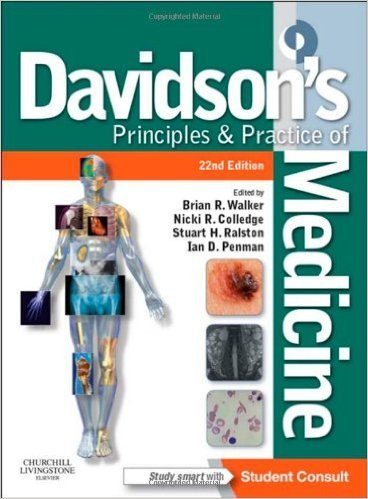 Davidson´s Principles and Practice of Medicine, 22 ed
