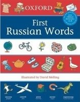 Oxford First Russian Words - MELLING, P.;MORRIS, N.