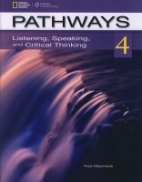 Pathways Listening, Speaking and Critical Thinking 4 Student´s Text with Online Workbook Access Code - MACINTYRE, P.