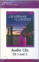 GRAMMAR IN CONTEXT 5th Edition 3 AUDIO CD
