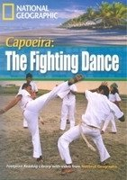 FOOTPRINT READERS LIBRARY Level 1600 - CAPOEIRA: THE FIGHTING DANCE + MultiDVD Pack