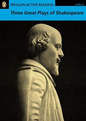 Three Great Plays of Shakespeare Book and CD-ROM Pack - Level 4